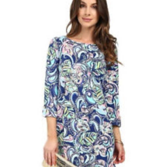 Lilly Pulitzer Dresses & Skirts - Lilly Pulitzer Hanging with Fronds Enda Dress